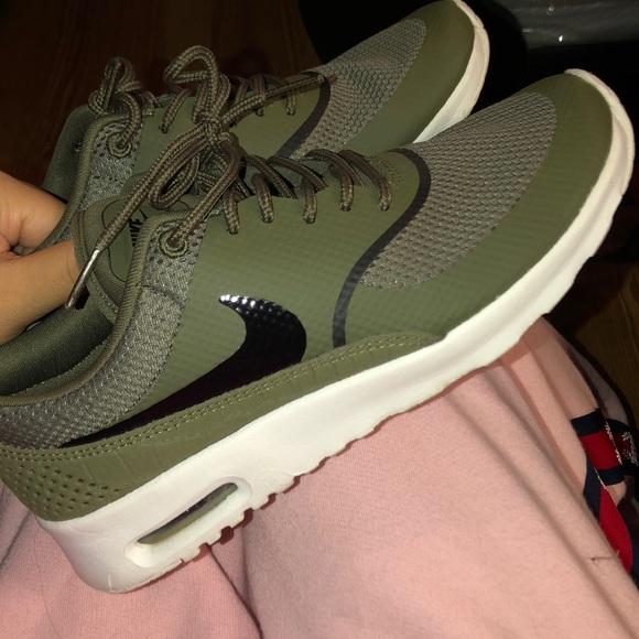 Nike Air Max Thea (Navy Green) US SIZE 6